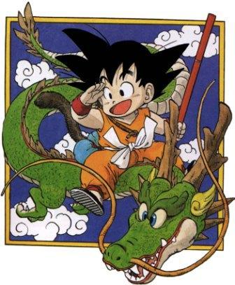Son Goku y el exorcista