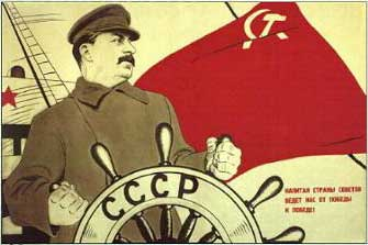 Stalin tenía un bigote