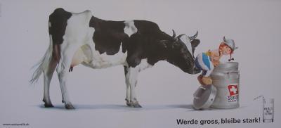 Vaca Suiza Número I
