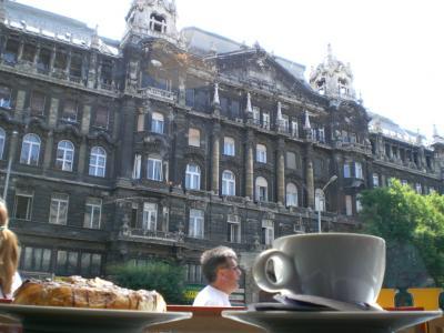 Budapest y el dinero