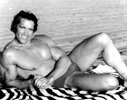 Arnold for Emperor