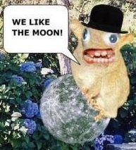 Nos gusta la Luna